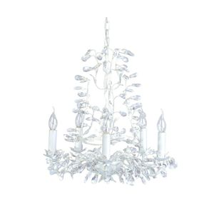 Luster Bouquet Five White