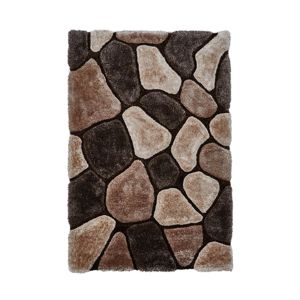 Koberec Noble House Beige and Brown 150x230 cm