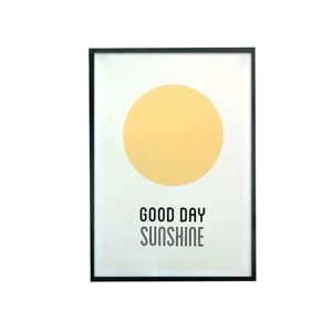 Obraz Sunshine Good Day 43x63 cm