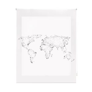 Zatemňovací roleta World Map 160x180 cm