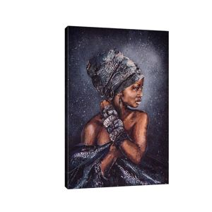 Obraz Starry Woman 100x140 cm
