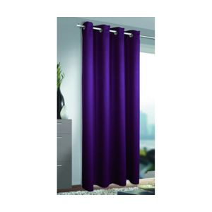 Záves Neusser Blackout Purple 135x245 cm