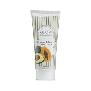 Krém na ruky Glow Beauty Avocado & Papaya 100 ml