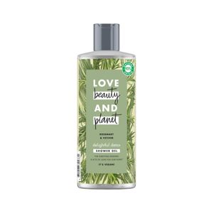 Sprchový gel Love Beauty and Planet Delightful Detox 300 ml